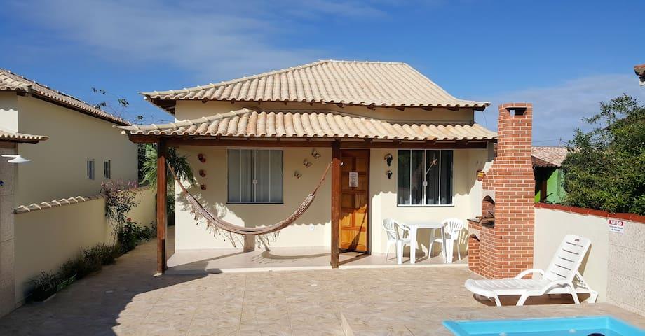 Casa de praia em Cabo frio com piscina 1