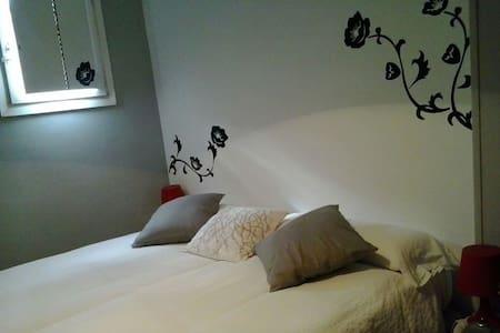Casa con encanto en Navarra - Obanos - Haus