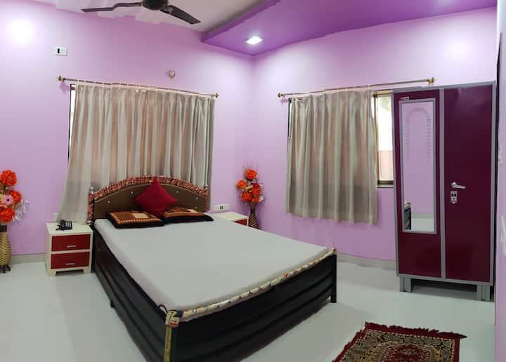 Parijat Resort Bedroom-3