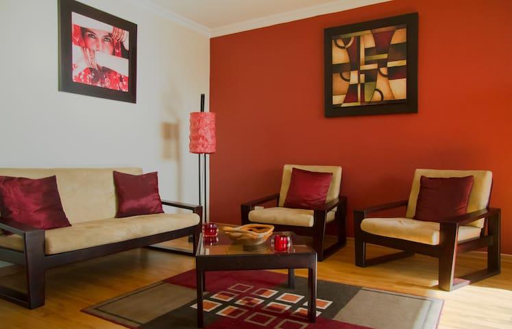 La Mariscal, Comfort close to everything - Quito - Apartamento
