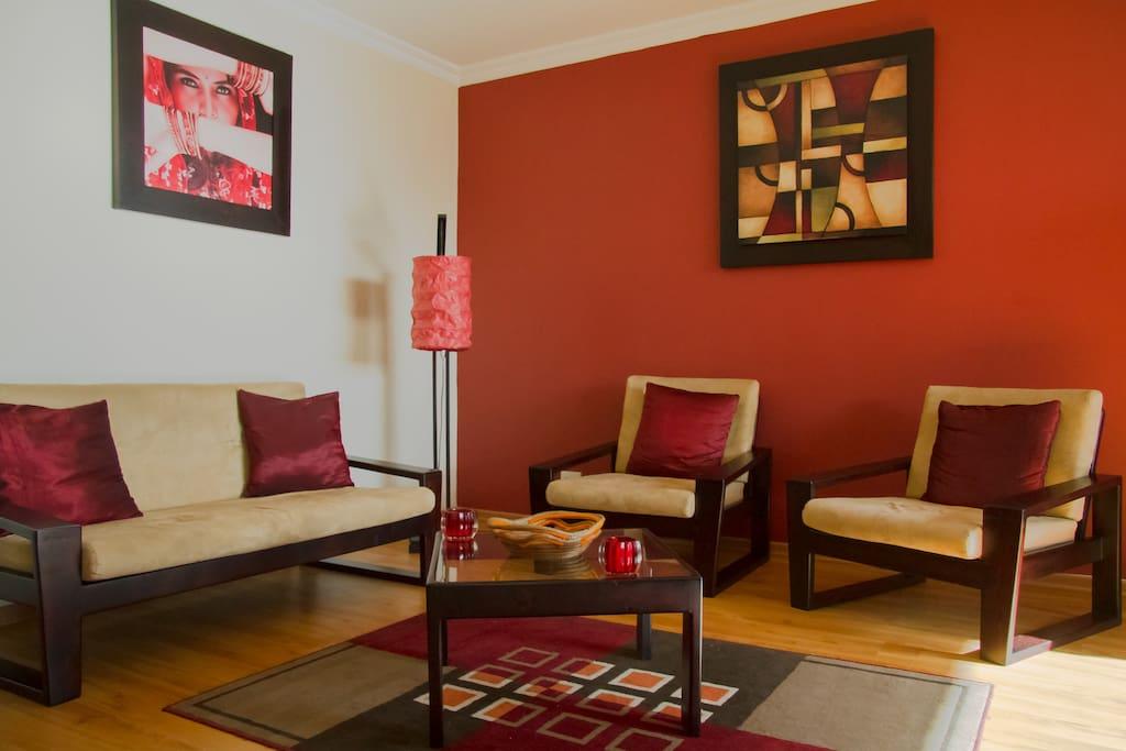 la mariscal comfort close to everything wohnungen zur. Black Bedroom Furniture Sets. Home Design Ideas