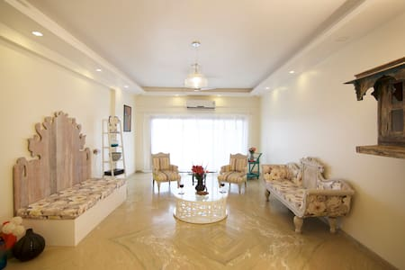 2BHK- A1 LUXURY SEA VIEW APT