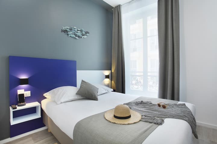 L'Alcôve Hôtel, Double économique