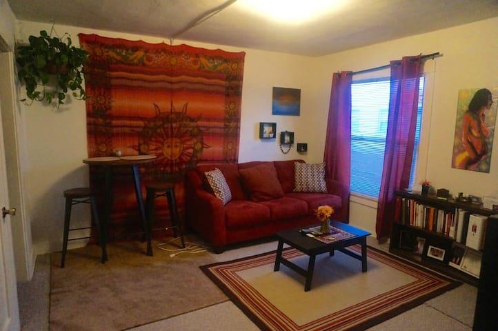 Cozy 1 Bedroom in a nice San Pedro Neighborhood - Los Angeles - Apartamento