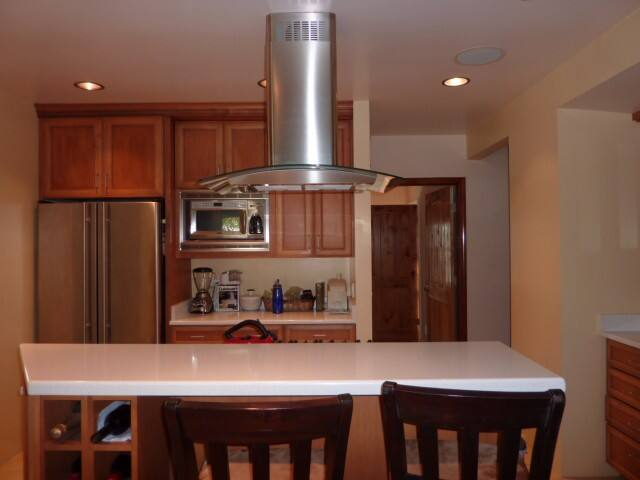 King bedroom in Beautiful House/5 minutes from SFO - Burlingame - Hus