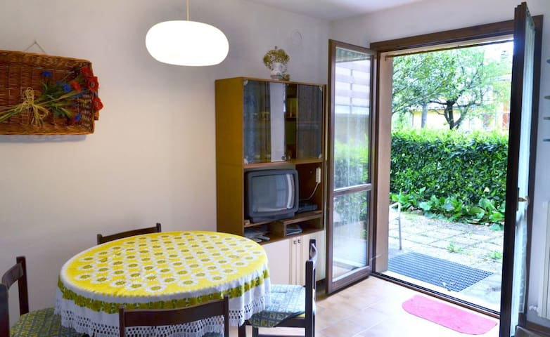 2rooms - private garden - lovely - Fanano - Appartement