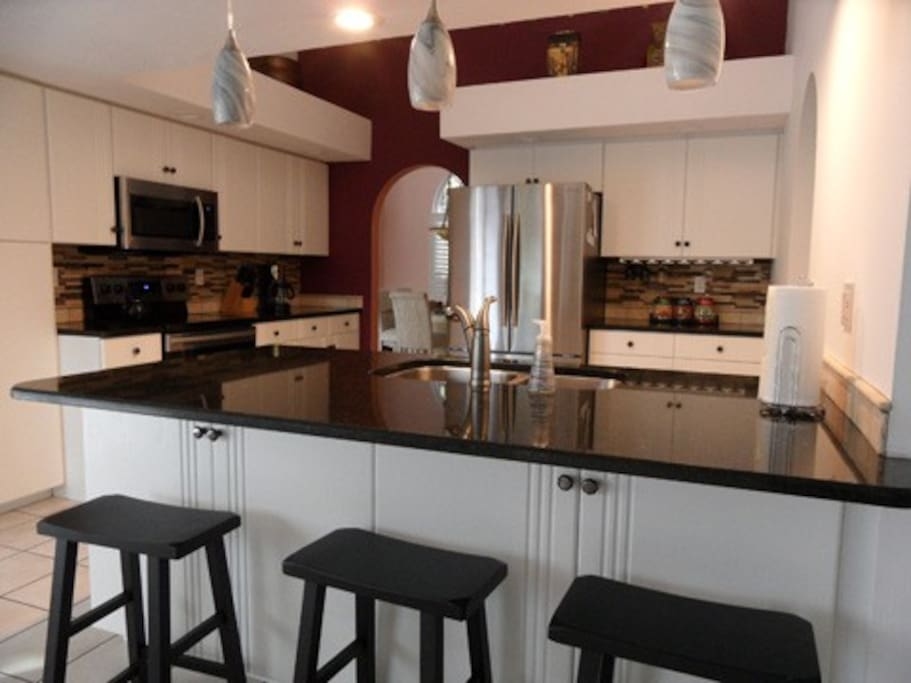 Kitchen remodeled in 2015