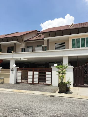Cozy Homestay TiaraLake Ipoh