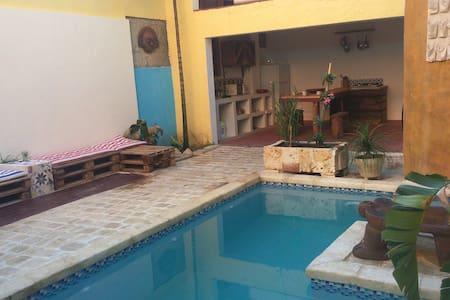 Zona Colonial*Piscina*Wi-fi(altos) - Santo Domingo