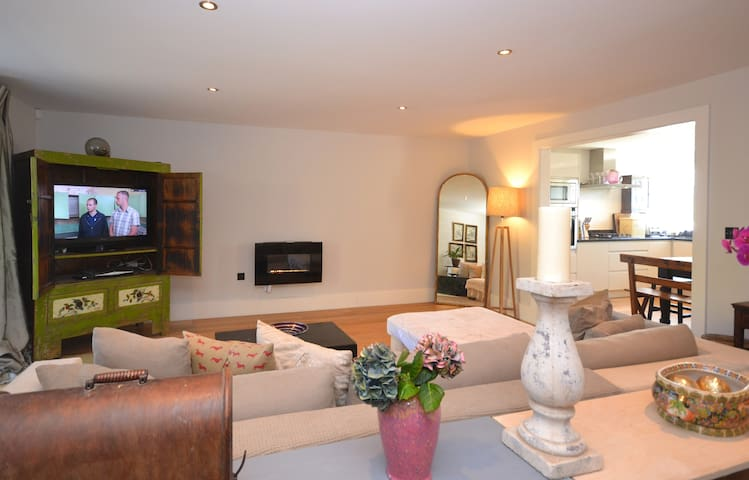 Spacious & modern family home  - Slapton - House