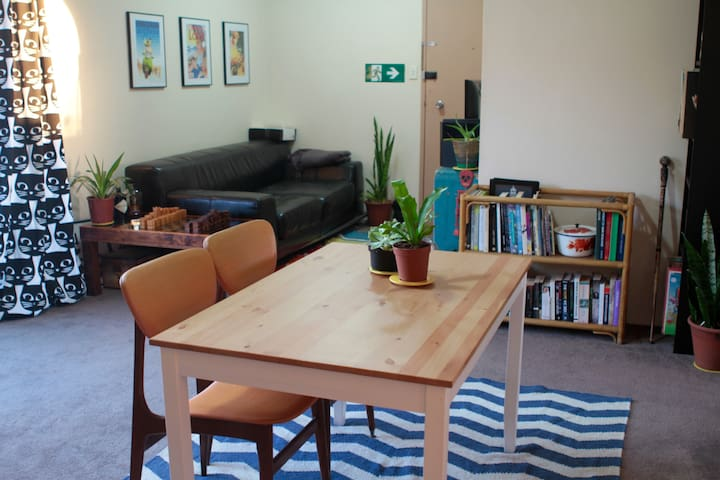 Spacious and Bright Two Bedroom Randwick Apartment - Randwick - Apartment