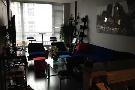 In the heart of the city - Vancouver - Apartment