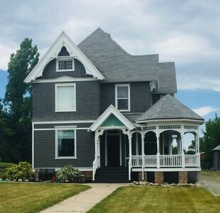 Beautifully Restored Victorian home in Bear Lake