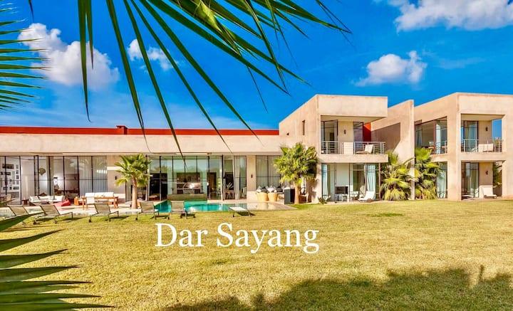 dar sayang luxury villa