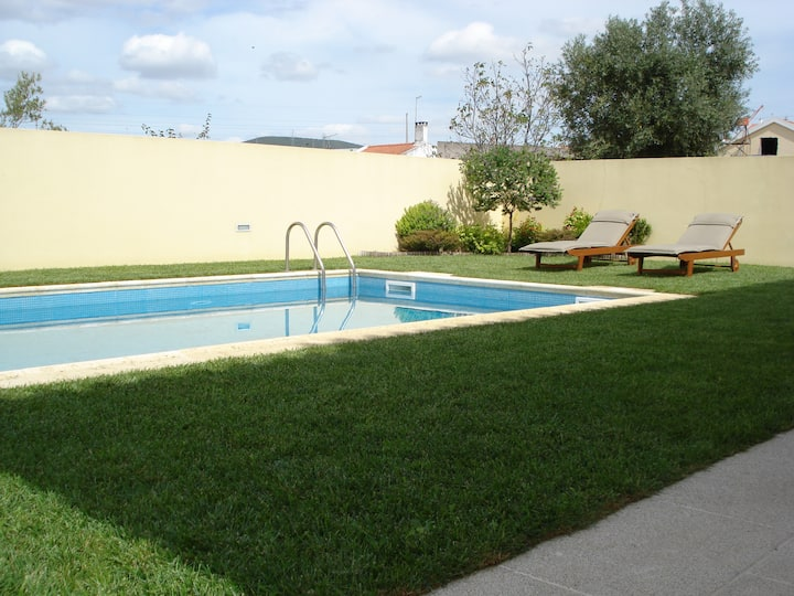 Magnificent House with private pool (5****)