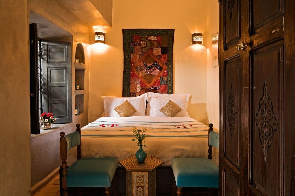 Jasmine Room at the riad