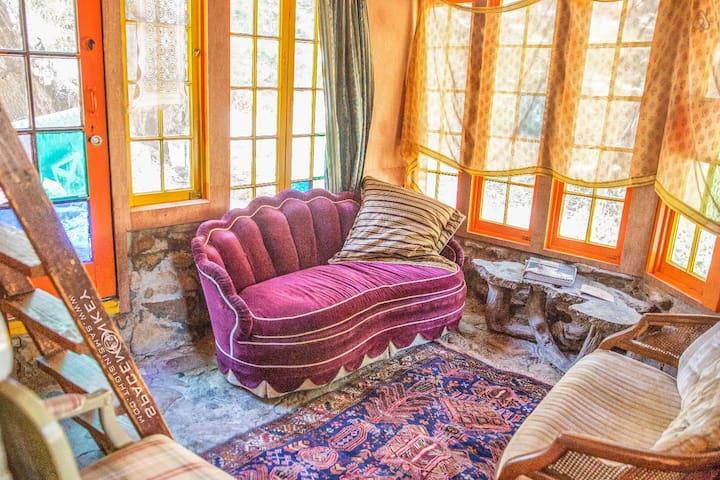 Topanga Wonderland Cottage - Topanga - Huis