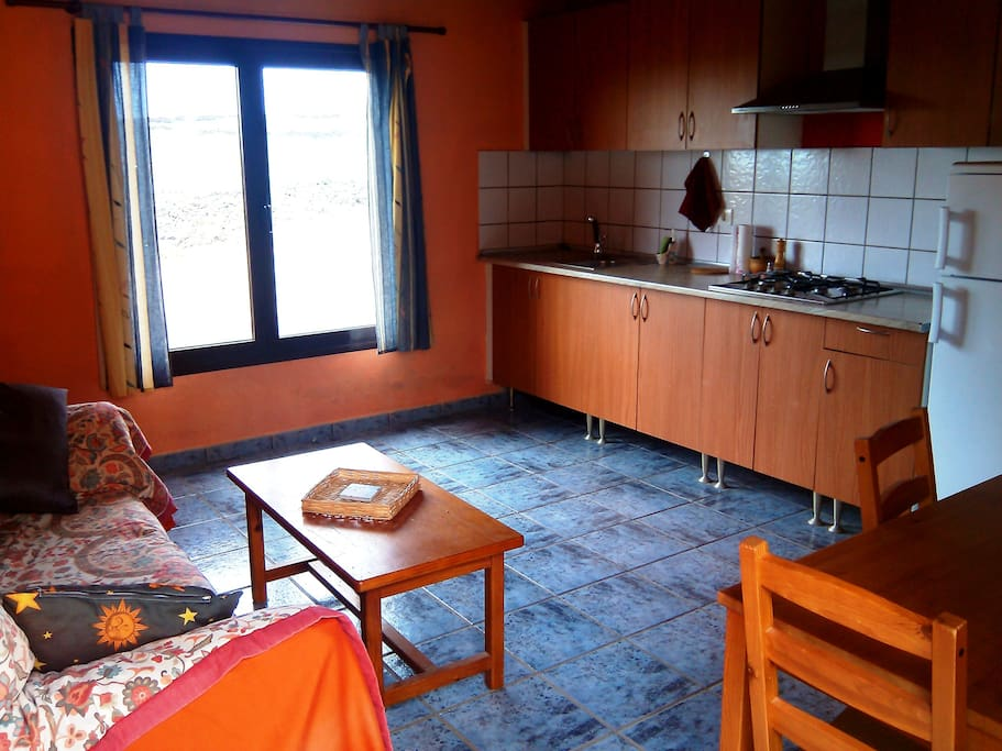 Salón/cocina, Living room