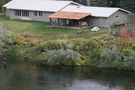 The MIGHTY-MO Riverside Retreat