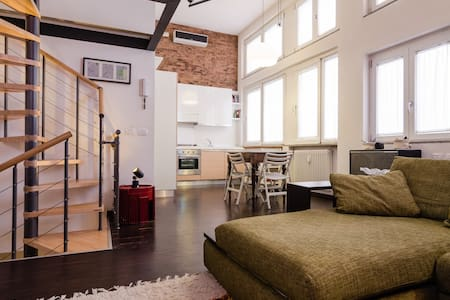 Stylish LOFT in the heart of Milan - Mailand