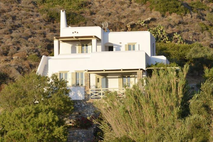 Amorgos - The Olive Garden - Amorgos