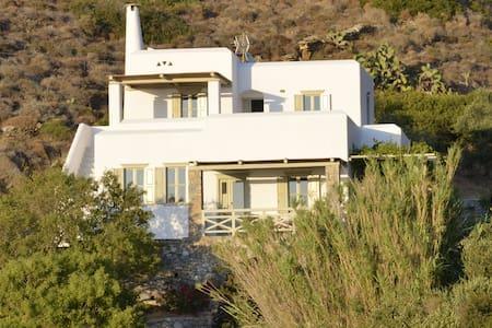 Amorgos - The Olive Garden - Haus