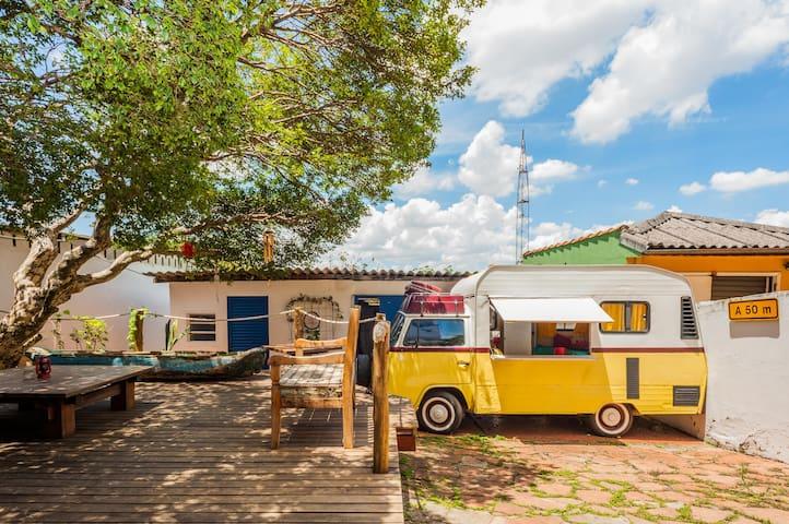 Urban Safari @ VW Vintage Campervan