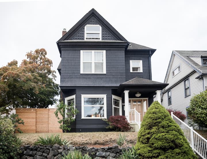 Newly Listed Family Friendly Modern Victorian Home