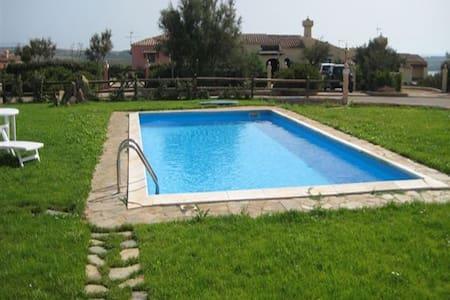 Giada, appartamento con piscina condivisa