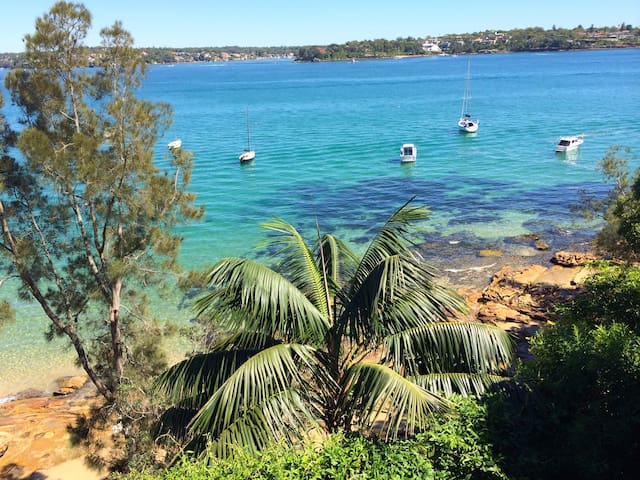 Huge Sunny Waterfront with Garden - Bundeena - Huoneisto