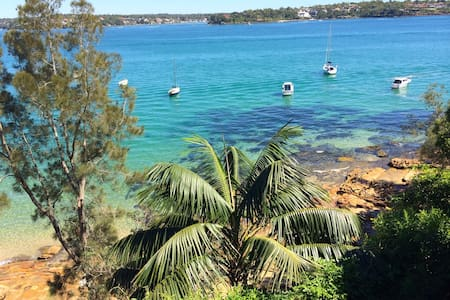 Huge Sunny Waterfront with Garden - Bundeena