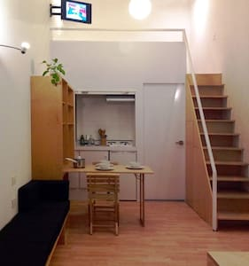 STUDIO C adaptable mini-loft - Guadalajara