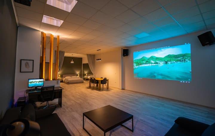 Cinema Zeus Studio 3  Modern - Spata - ATH Airport