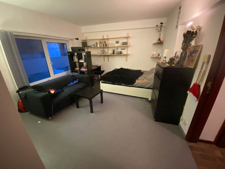 Studio de 40m2 à louer en plein centre de Liege