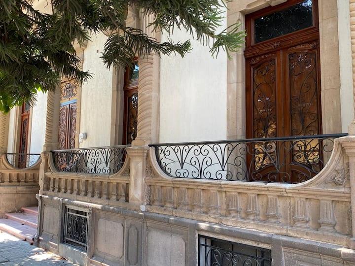 La Cuarta, (3) tu casa en San Luis Potosí