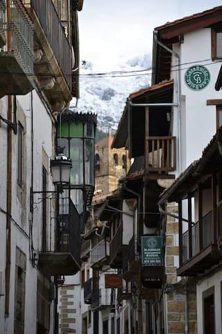Apartamento LA CEJA en Candelario (SA)