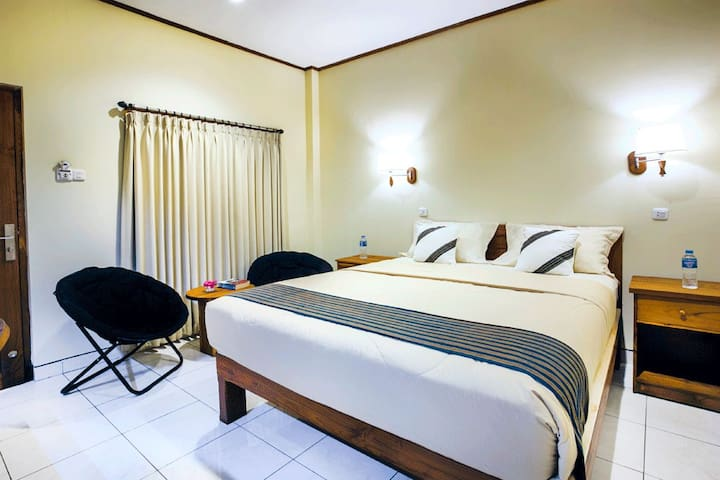 1 Bedroom Double or Twin Komodo Lodge - ID - Bed & Breakfast