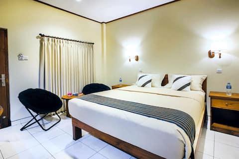 1 Bedroom Standard Double or Twin Komodo Lodge