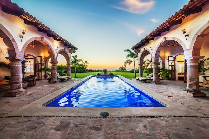 "Luxury ""HACIENDA ANTIGUA"" Featured on travel show!"