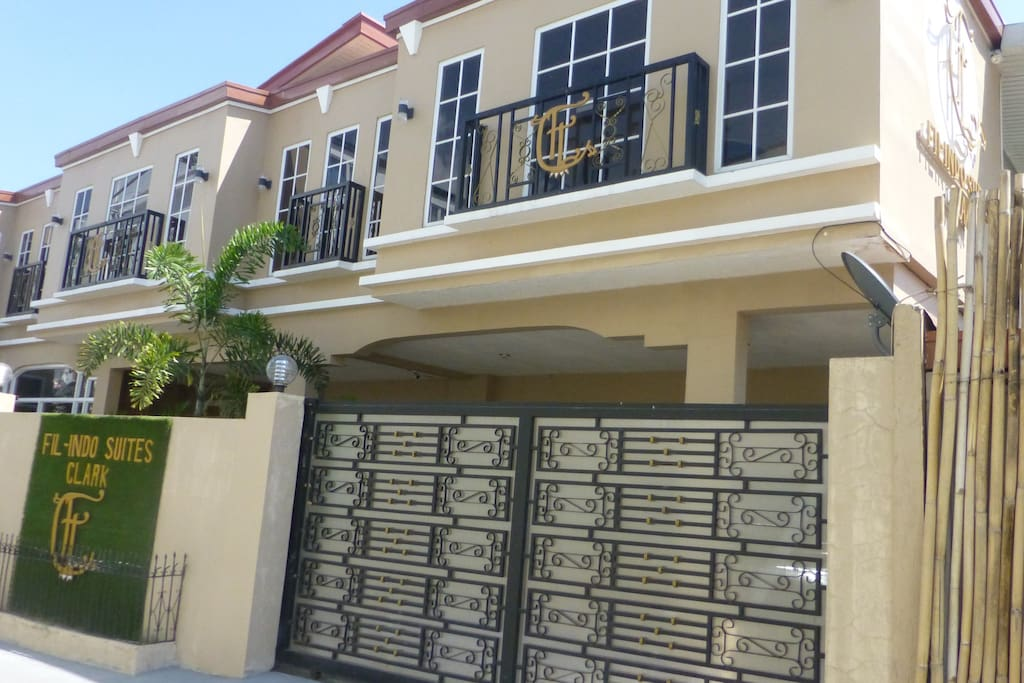 The Main Facade of our Building