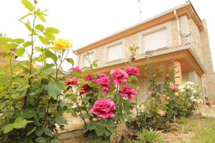 House with 5 bedrooms in Quemada, with enclosed garden and WiFi