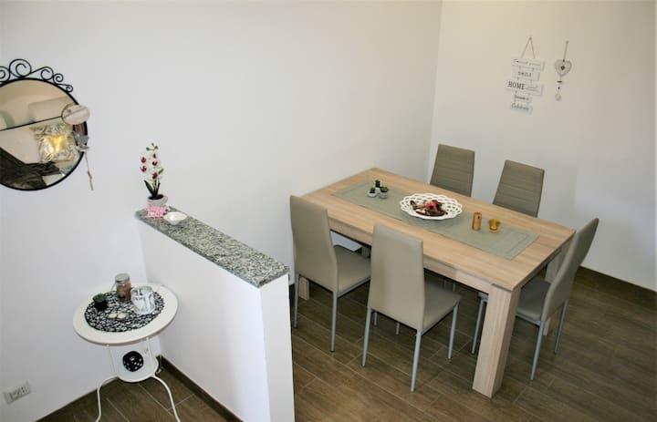grazioso appartamento dotato di ogni comfort