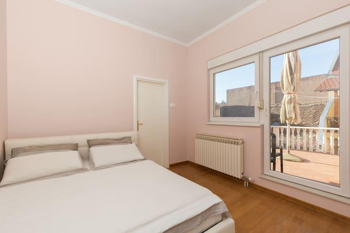Apartment in Osijek (one bedroom)