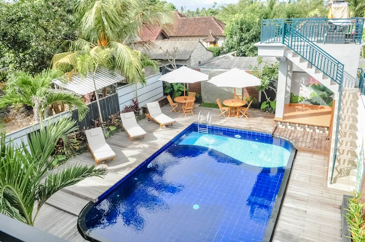 Penida Tropical Villa and Cozy Room Cottage #1
