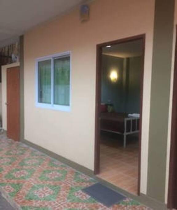Lower Bedroom Entrance