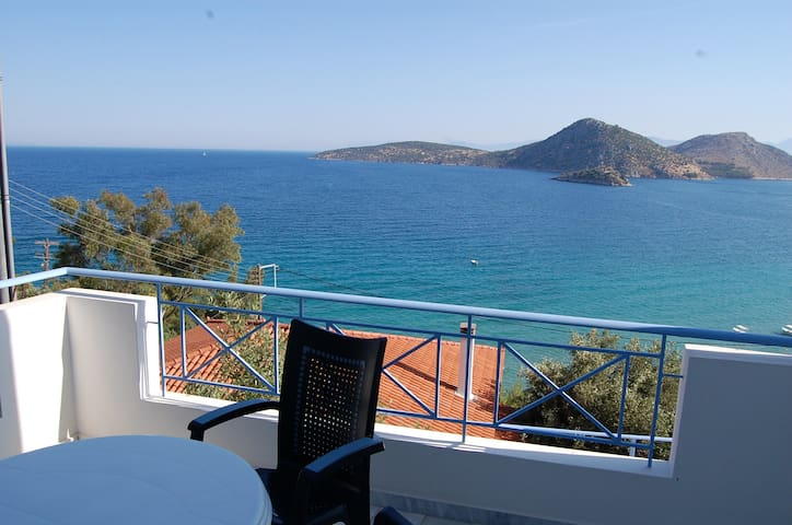 Seaside apartment in Peloponnese - Tolo - Appartement