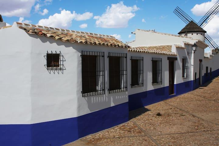 MATACABRAS - Casa el Yelmo de Mambrino (Max.8 pax)