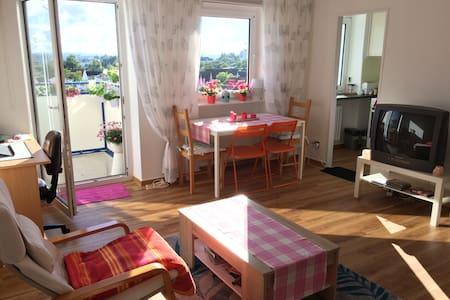 Gemütliches Appartment sucht nette Bewohner - Gießen - Apartamento