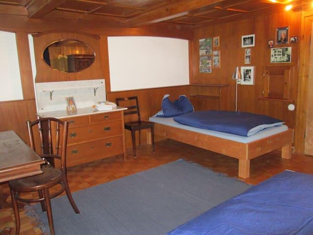 Gemütliches Zimmer Nähe Vaduz - Sevelen - Dům