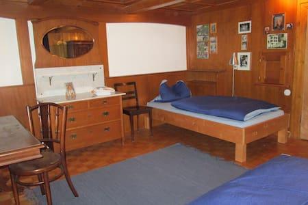 Gemütliches Zimmer Nähe Vaduz - Sevelen